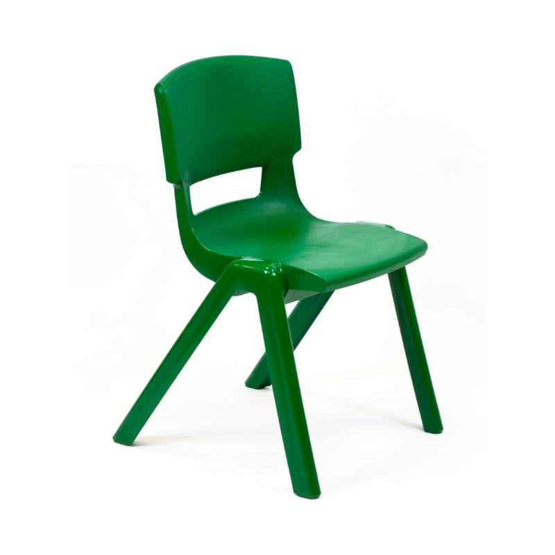 Postura stoel groen a p b v for Groene stoel