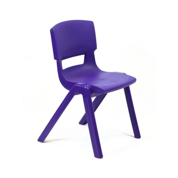 Postura+ stoel Paars
