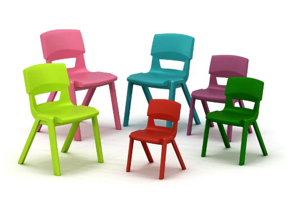 Postura+ stoelen