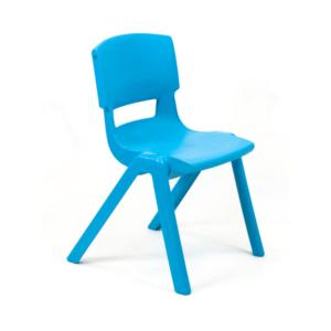 Postura+ stoel Aqua Blauw