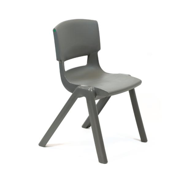 Postura+ stoel Donkergrijs