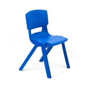 Postura+ stoel Blauw