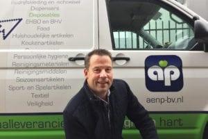 Richard Boontjes versterkt verkoopteam A&P