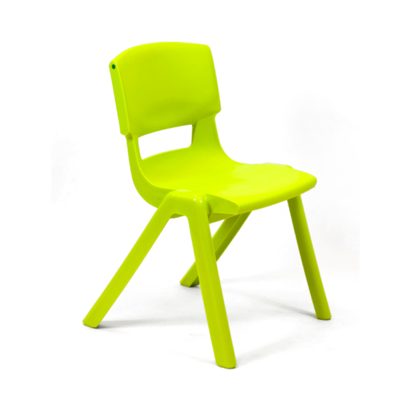 Postura+ stoel Groen/Geel