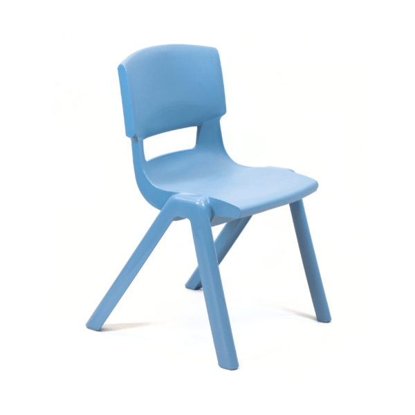 Postura+ stoel Lichtblauw