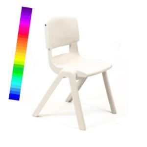 Postura+ stoel Eigen kleur