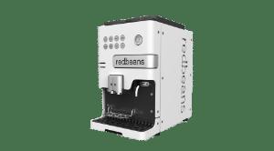 Proefplaatsing Redbeans koffiemachine
