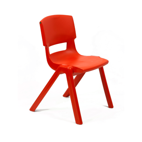 Postura+ stoel Rood