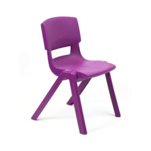 Postura+ stoel Lichtpaars