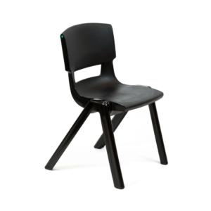 Postura+ stoel Zwart